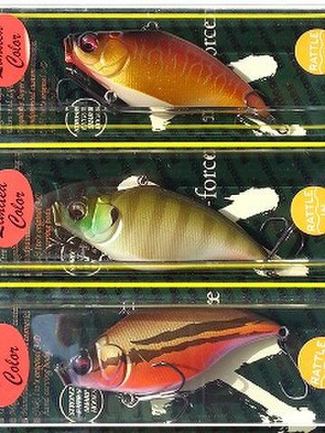 メガバス バイブレーションX ラトルイン 魚矢オリジナルカラー