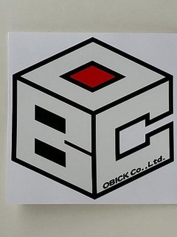 10FTU OBICKオリジナルキューブロゴ