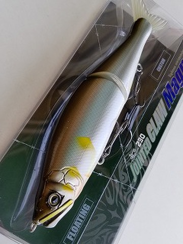 ガンクラフト ジョインテッドクローマグナム230 フローティング 魚矢オリジナルカラー