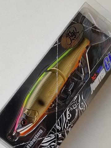 ガンクラフト ジョインテッドクロー128 Type-F 問屋オリジナル魚矢「極」カラー