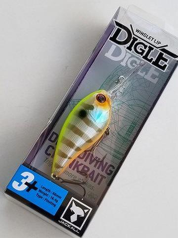 ジャッカル ディグルDIGLE 2+ ・3+・ 4+ ・ 5+  ※DIGLE3+・2020.10 NEW!