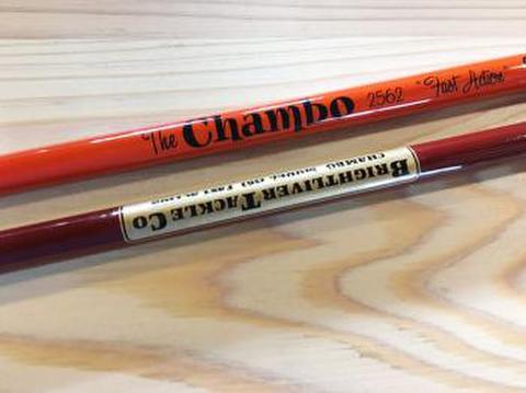 2018 Chambo 2562予約受付