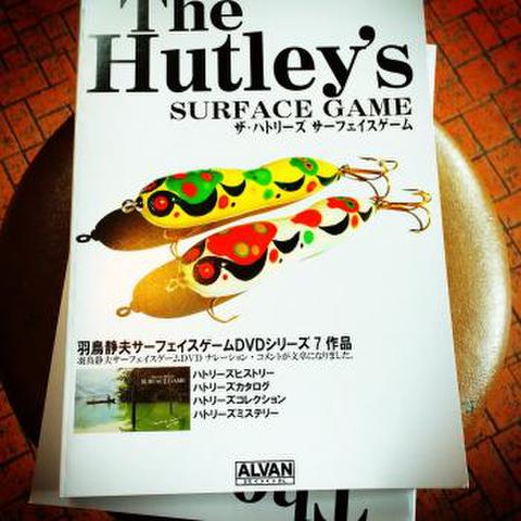 ALVAN.「The Hutley's」 ムック本