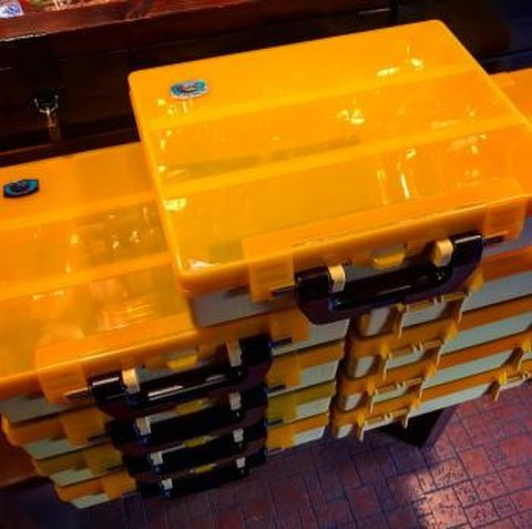 """「Plugger's Carrying Box """"Amber"""" Lot No.2」"""