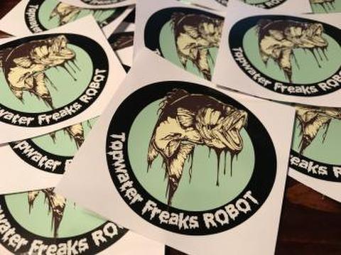 ROBOTステッカー