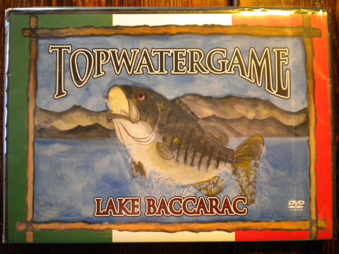 TOPWATER GAME-LAKE BACCARAC