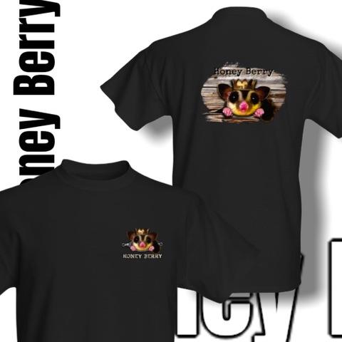 ZIPPER GLIDER Tシャツ(M)