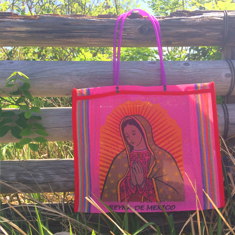 SUMMER NET BAG FROM MEXICO