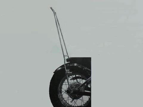 ビラーゴ250用                      ミドル・シーシーバー             (高さ70cm)