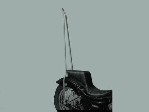 ビラーゴ250用                  ロング・シーシーバー              (高さ90cm)