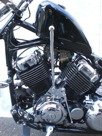 ドラッグスター400用 ハンドシフト・キット