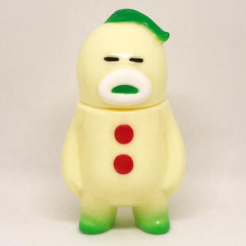 アレの見守りソフビ人形【Xmas ARE】GREEN