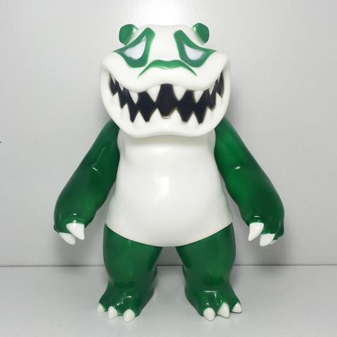 MAD PANDAソフビフィギュア【HANDS GREEN】