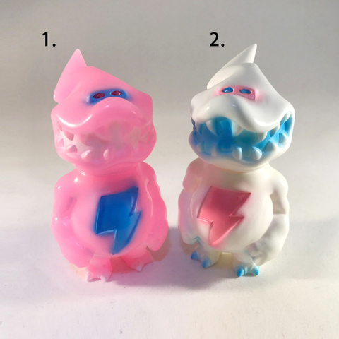 予兆怪獣ライドン【PINK GID & WHITE】