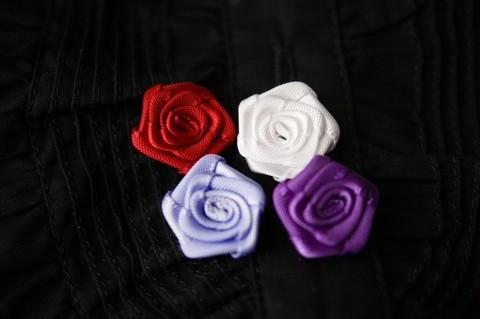 巻き薔薇 直径1.5cm