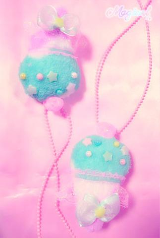 アイスクリーム☆ネックレス