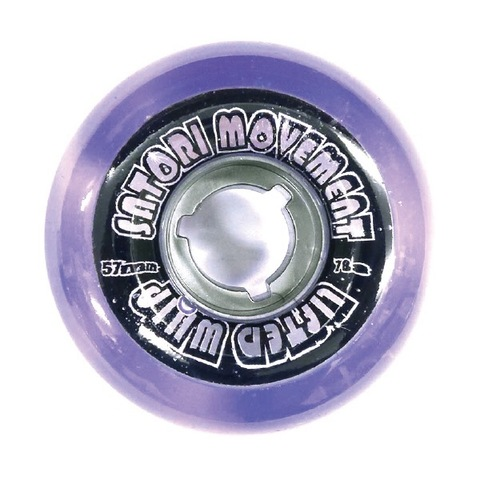 SATORI SOFT WHEEL -LIFTED WHIP- 57mm 78A