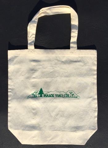 MAKE yukiita Onsen bag
