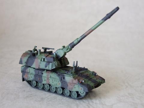 1/144 Pzh2000(ドイツ)