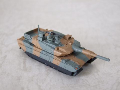 1/144 10式戦車 試作1号車