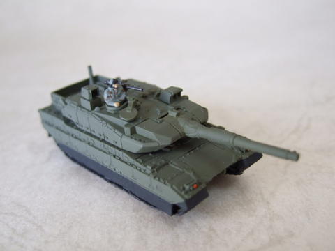1/144 自衛隊試作戦車TK-X