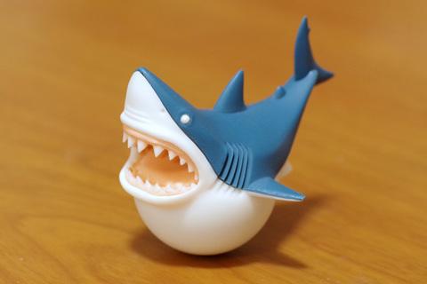 魚乱心・ホホジロザメ