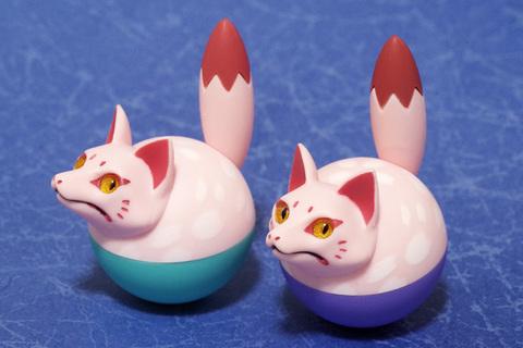 揺れ球キツネ(桜)