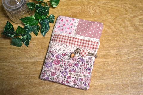 ピンク母子手帳ケース101