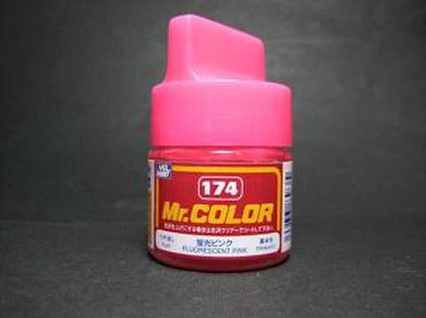 クレオス 174 蛍光ピンク