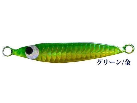 GT JIG 110g キヨジグ グリーン/金カラー