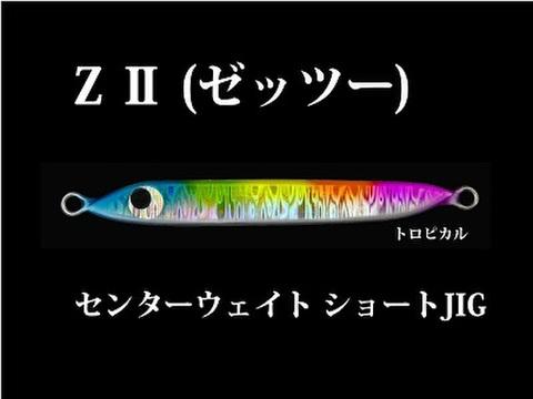 ZⅡジグ 240g KIYOジグ トロピカルカラー