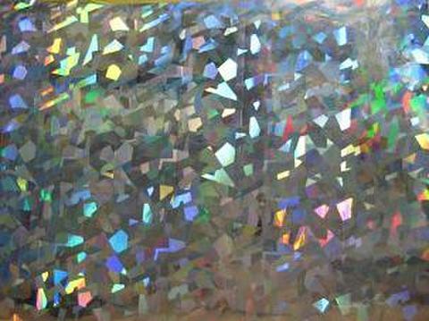 ホログラムフィルム 4クラッシュ