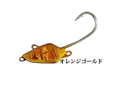 釣れてんやⅡ 8号 オレンジゴールド