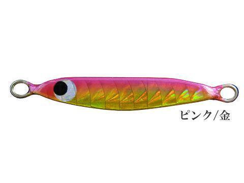 ミニミニ Z  7g ピンク/金カラー