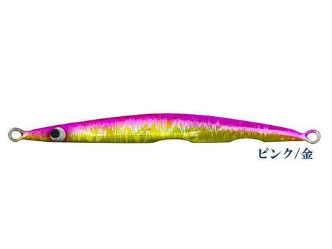 キヨジグ フリッパー 105g ピンク/金
