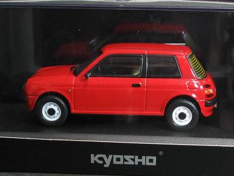 京商 1/43 ニッサンBe-1 赤色