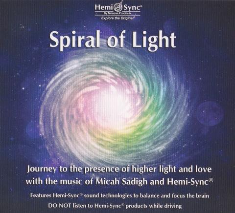2015年新CD! スパイラル・オブ・ライト 光の渦 (Spiral of Light)