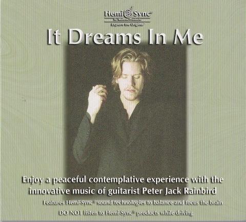 2014年新CD! イット ドリームズ イン・ミー(It Dreams In Me)私の中の夢