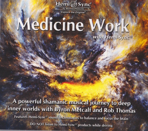2015年新CD! メディスン・ワーク 癒しの医術(Medicine Work)