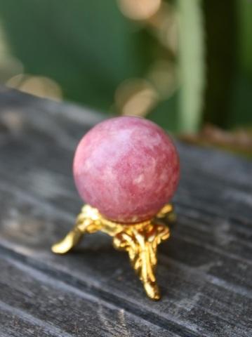 薔薇色キュート! ロードナイト 20ミリ丸玉