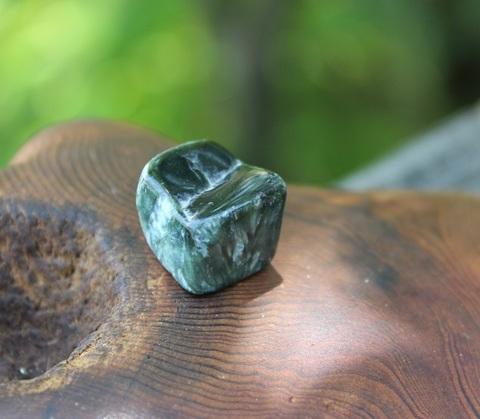 セラフィナイト(熾天使の石) ミニタンブル