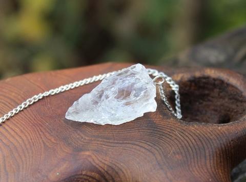 ヒマラヤ水晶 ハンマーロック ペンジュラム