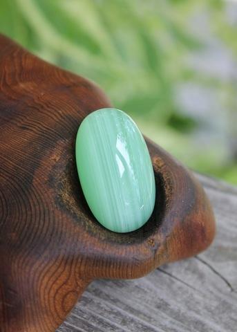セール特価! 超稀少 宝石質グリーンカルサイト 大粒ルース