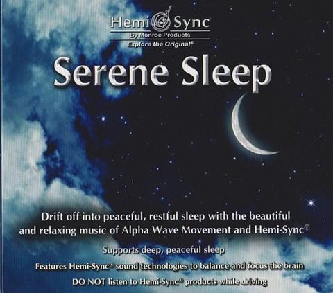 Serene Sleep(セリーン・スリープ:穏やかな睡眠 )