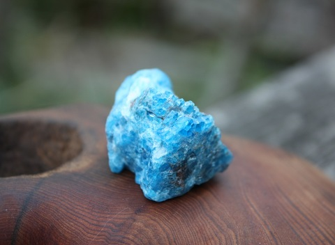 セール特価! 稀少 ブルーアパタイト  原石(小)
