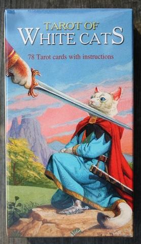 TAROT OF WHITE CATS  ホワイトキャッツタロットカード