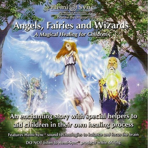 Angels、Fairies and Wizards (エンジェル フェアリー ウイザード)