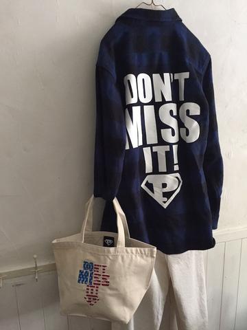 完売★Mr.Perfect福田洋【通販限定】ドンミスチェックネルシャツMサイズ