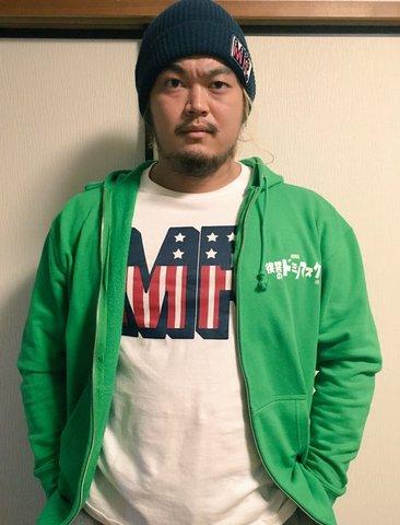 Mr.Perfect福田洋 Mr.Tシャツ