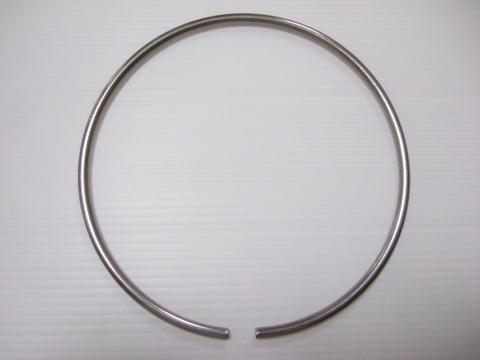 ステンレスリング ミニサイズ 未溶接 直径約175mm